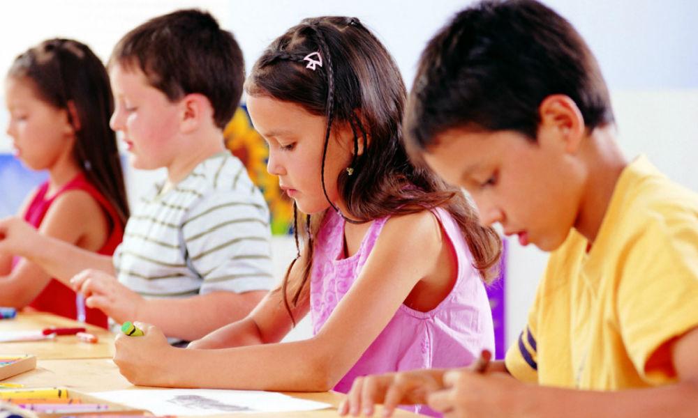 kelas bahasa inggris anak-anak